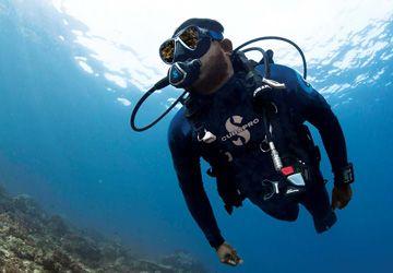 Ochutnávací ponor / Intro Dive